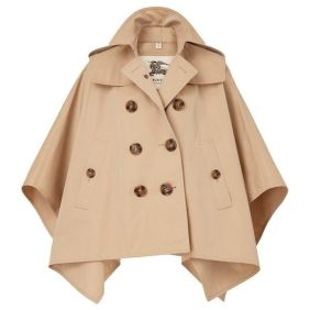 burberry cape