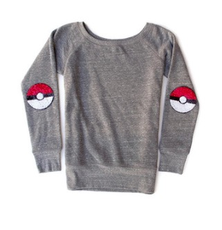 Pokemon patched jumper