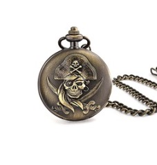 Pirate fob watch